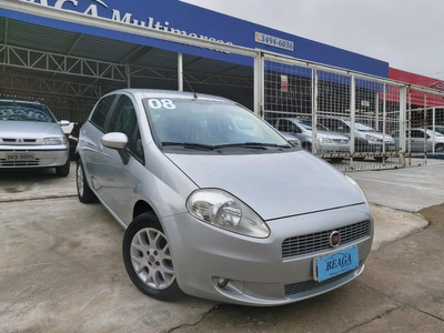 Fiat Punto Hlx 1.8 8v 2008/2008