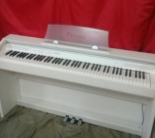 Piano Casio Privia Px 400r - Teclados y Pianos en Mercado
