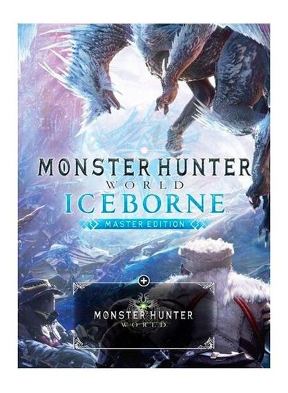 Monster Hunter World: Iceborne Master Edition Deluxe Steam