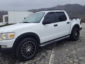 Ford Explorer Sport Trac 2007, Doble Cabina, 4x4, 188000 Kms