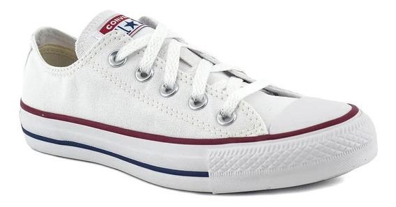Zapatillas Converse All Star Chuck Taylor Blancas Unisex