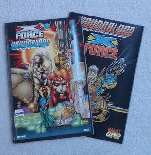Hq X-force & Youngblood /abril 2 Hq-edição Especial (1997)