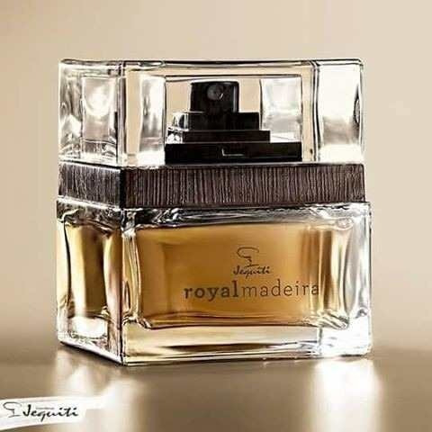 Perfume Jequiti Royal Madeira 100ml