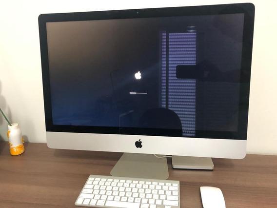iMac 27 Seminovo Impecável