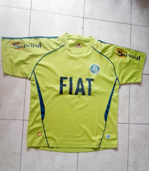 Camiseta Palmeiras 2008 Número 10 Talle L - Impecable