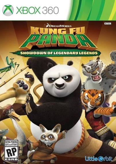Kung Fu Panda Confronto De Lendas - Xbox 360