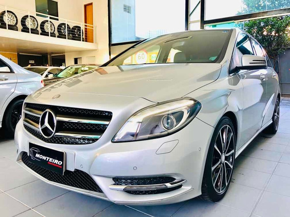 Mercedes-benz Classe B 2014 1.6 Sport Turbo 5p