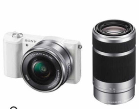 Sony A5100 + Lente 16-55mm + Kit Completo