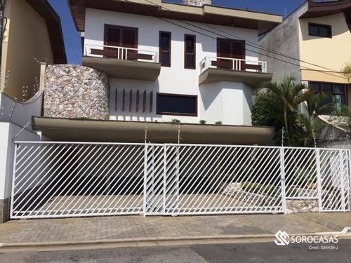 Casa À Venda, 474 M² Por R$ 1.490.000,00 - Parque Campolim - Sorocaba/sp - Ca1791