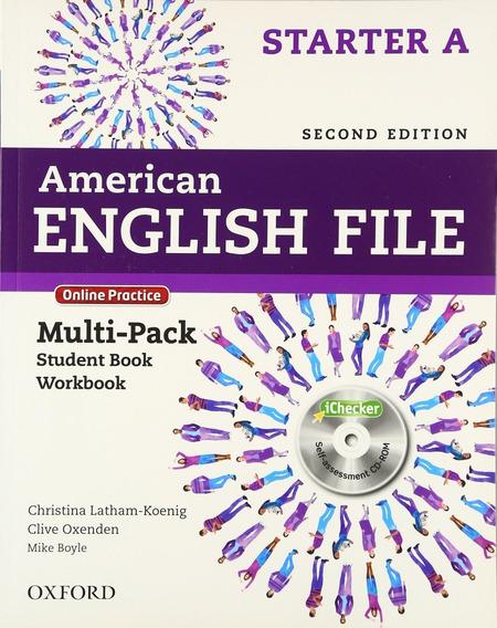 American English File - Level Stater A Multi-pa