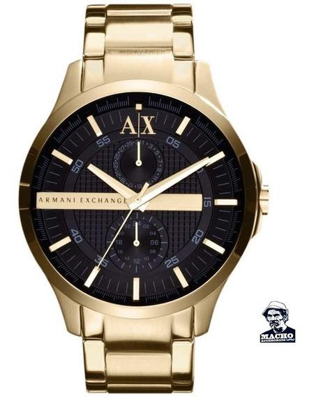 Reloj Armani Exchange Hampton Ax2122 En Stock Original Nuevo