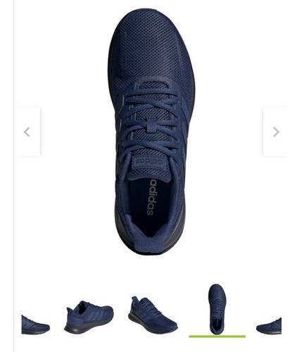 Enfermedad Nebu gris  Zapatilla adidas Hombre Talla 44 Running Runfalcon Original   Mercado Libre