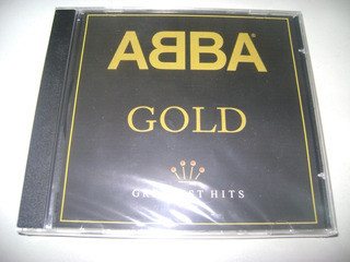 Cd Abba Gold Greatest Hits ! Original !