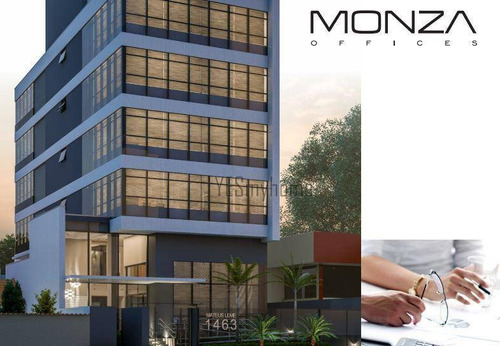 Andar Corporativo À Venda, 182 M² Por R$ 1.784.083 - Centro Cívico - Curitiba/pr - Ac0004