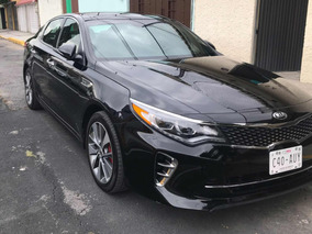 Kia Optima 2.0 L Turbo Gdi Sx At 2017