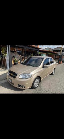 Chevrolet Aveo Aveo Lt 2013