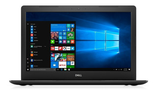 Notebook Dell I5575 Ryzen 5 Quad Core 4gb Ram Hdd 1tb Video Rx Vega 8 Full Hd 15,6 Pulgadas