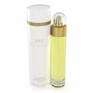 Loción Perfume 360° Perry Ellis Mujer 100ml Original Garanti