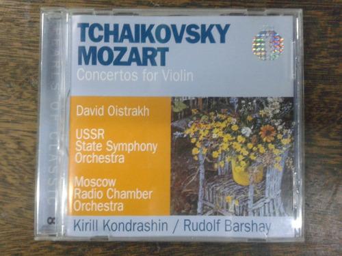 Imagen 1 de 4 de Concertos For Violin * David Oistrakh * Cd Original *