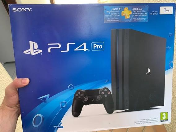 Playstation 4 Pro Ps4 1tb 4k 2 Controles Oferta 1100