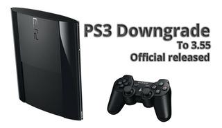 Ps3 Downgrade + 3 Extras Gratis