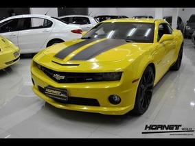 Chevrolet Camaro Ss 6.2 V8 2013 *top*impecável*lindo*