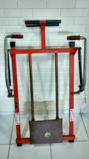 Ginastica Remo Athletic & Saco De Pancada Punch Profissional