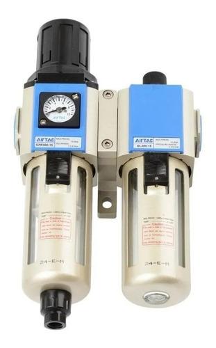 Filtro Regulador Lubrificador Puma 1/4 Pol - Tfrl14
