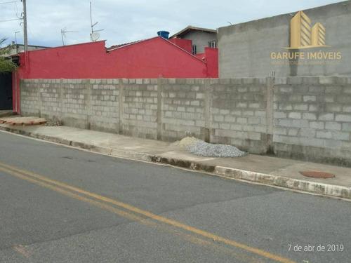 Terreno À Venda, 215 M² Por R$ 165.000,00 - Jardim Santa Júlia - São José Dos Campos/sp - Te0033