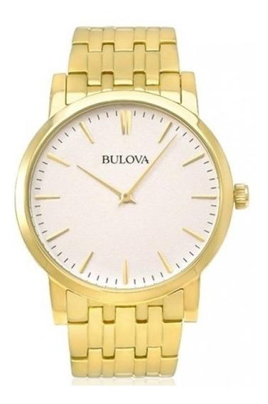 Relógio Bulova Slim Wb21669h