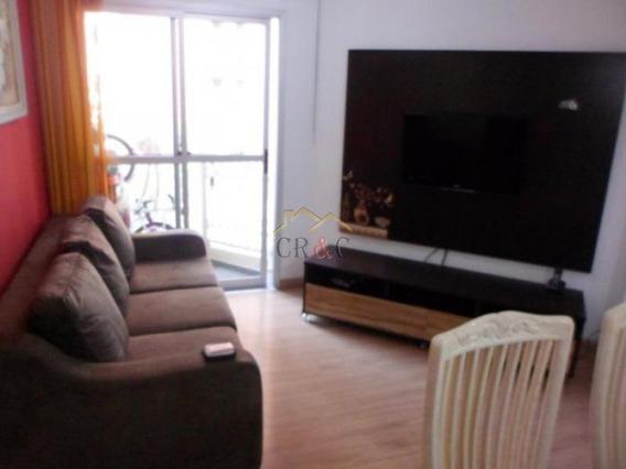 Lindo Apartamento A Venda - Vila Alpina - 108cr