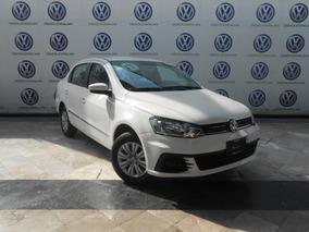 Vw Gol Sedan Trendline Asg Demo 2017 Con Garantía De Agencia