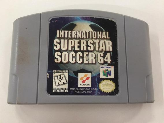 International Superstar Soccer 64 Original