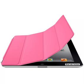 Capa Integris Aluminium Para iPad Pink