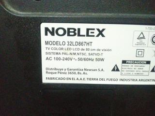Tv Smart Noblex