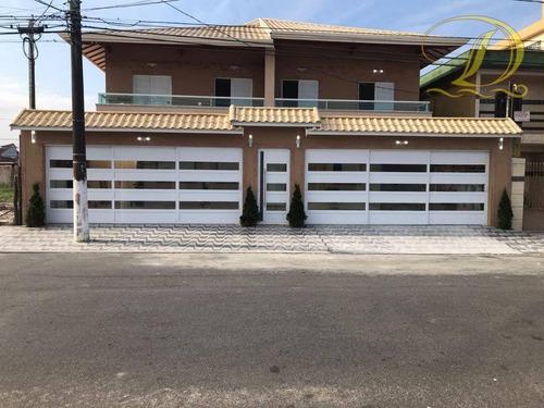 Casa De Condomínio De 2 Quartos À Venda Em Praia Grande, Aceita Financiamento Bancário!!! - Ca0072