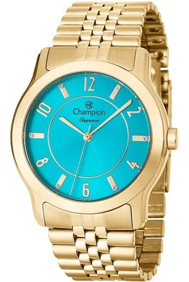 Relógio Champion Feminino Elegance Cn25074f