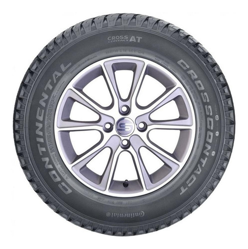 Pneu Continental ContiCrossContact AT 205/60 R16 92H