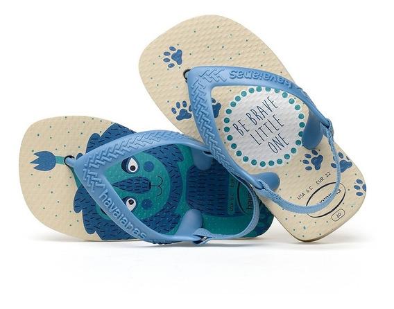 Sandálias Havaianas - Chinelo Infantil Baby Pets