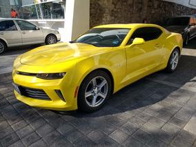 Chevrolet Camaro 2.0 Lt T Mt 2016...j
