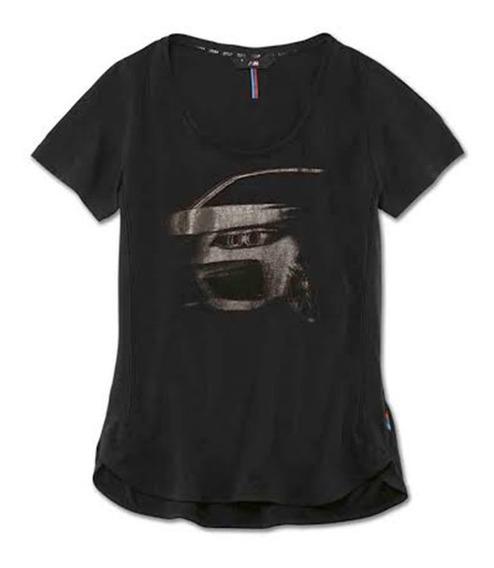 Camiseta Feminina Bmw Classic