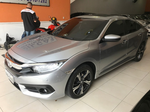 Honda Civic Turbo 2017