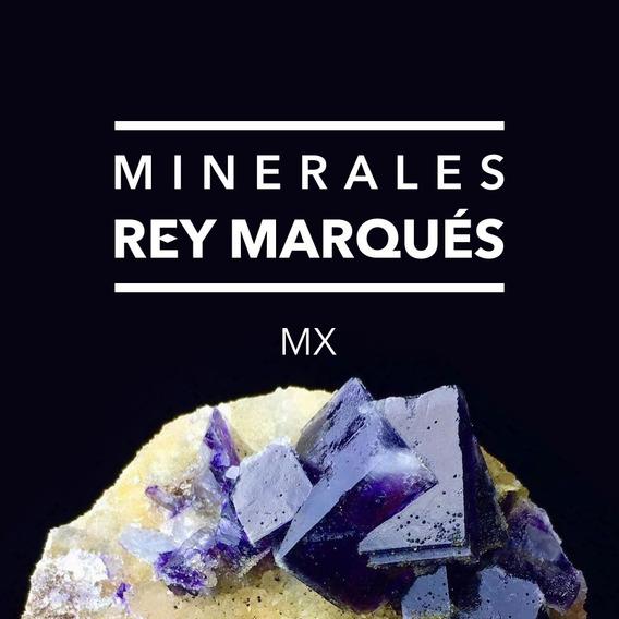 Lote De 3 Minerales