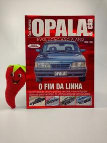 Revista Guia Histórico Opala & Cia O Fim Da Linha 1990 -1992
