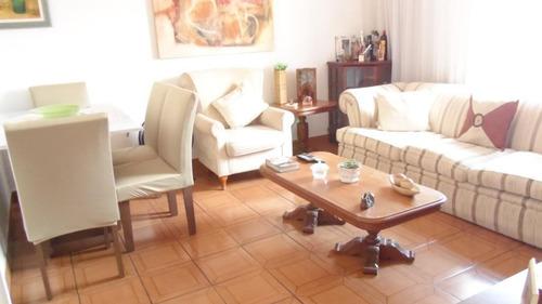 Apartamento Com 3 Dormitórios À Venda, 98 M² Por R$ 335.000,00 - Boqueirão - Santos/sp - Ap5886
