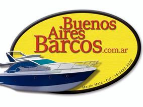 Crucero Segue 57 Buenosairesbarcos.com.ar Permuto Financio