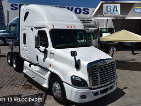 Freightliner Cascadia 2011 13 Velocidades