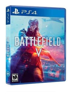 Juego Original Battlefield V (5) Ps4 Nuevo Gs