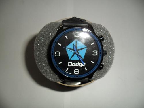 Relógio Com Tema Automotivo, Dodge (maior)