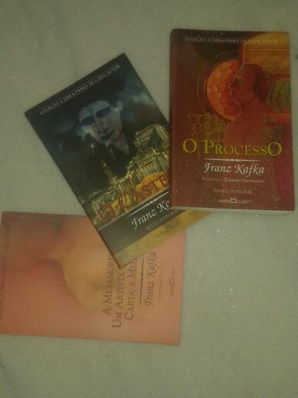 Franz Kafka - O Processo - A Metamorfose - Lt. 3 Li Vros